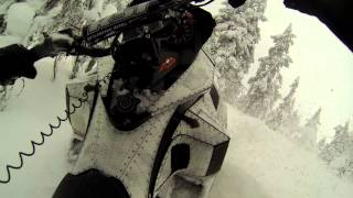 5. Ski-Doo Summit 600 E-tec - Feb 17, 2013
