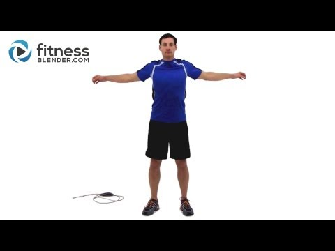 Total Body Warm Up by FitnessBlender.com – Warm Up Cardio Workout