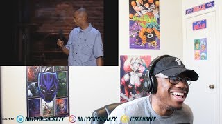 Dave Chappelle - The Reason Why I Don't Call Police (911) REACTION!