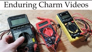 Video How To Use A Digital Multimeter Around Your Home MP3, 3GP, MP4, WEBM, AVI, FLV Agustus 2018