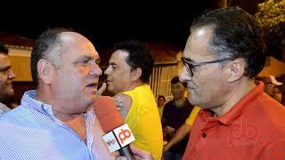 Claudio Antonio fala das festa em Nazarezinho, e realizações em São José da Lagoa Tapada