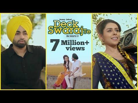 Deck Swaraj Te   Jenny Johal   feat. Jordan Sandhu   Bunty Bains   Jassi X   Latest Punjabi Song2017