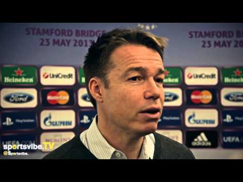 Graeme Le Saux On Chelsea, Southampton & 2013 Women's Champions League