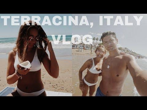 TERRACINA, ITALY VLOG // Jaeda & Jake