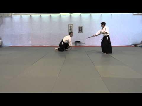 Nakamura Shihan Jo techniques