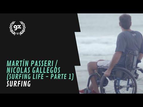 Video Pentacampeón argentino de surf, descalificado por la mejor razón del mundo de Deportes