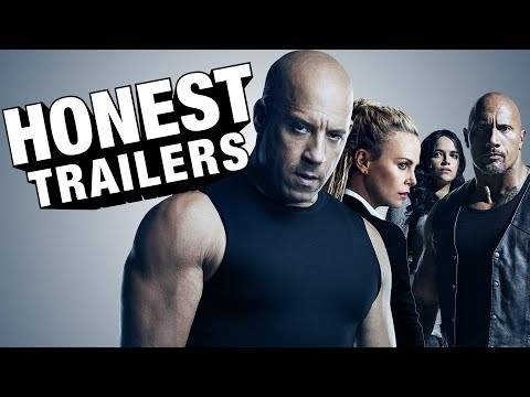 An Honest Trailer for The Fate of the Furious