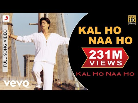 Video Kal Ho Naa Ho - Title Track Video | Shahrukh Khan, Saif, Preity download in MP3, 3GP, MP4, WEBM, AVI, FLV January 2017