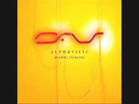 Alphaville - Crazyshow Dancing On The Roof Of Your Mind lyrics