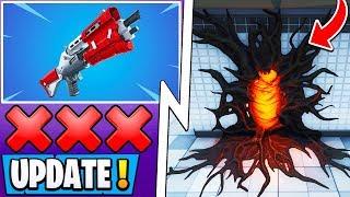 *NEW* Fortnite! | Tac Shotgun Vault, Stranger Things Portal, Ninja!