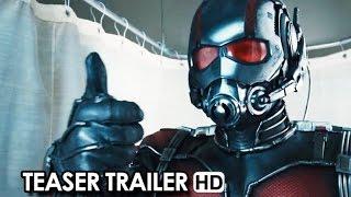 Ant-Man Official Teaser Trailer (2015) HD