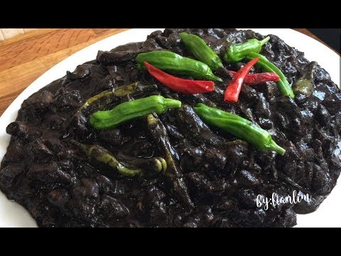 DINUGUAN WITH BITUKA by:Lian Lim