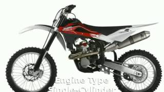 1. 2012 Husqvarna TXC 310 - Walkaround and Specification