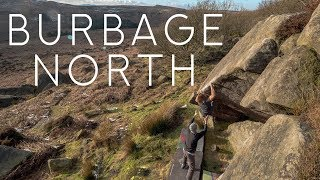 Power Session at Burbage North with Tom and Joe from Bouldering Bobat!! by Verticalife
