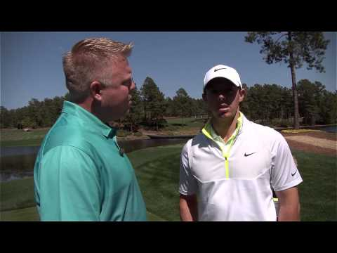 Rory McIlroy talks junior golf