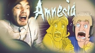 FAKE STEPHANO! D: - Amnesia: Custom Story - Part 8 - Tenebris Lake