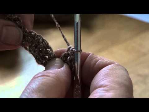 Pullover – Muschelmuster – Haekeln (2)