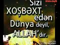 Dini Statuslar Allaha Dogru