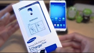 Official Genuine Samsung Galaxy S Charger Cover For The Galaxy S4