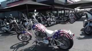8. 383013 - 2002 American Ironhorse Legend - Used Motorcycle For Sale
