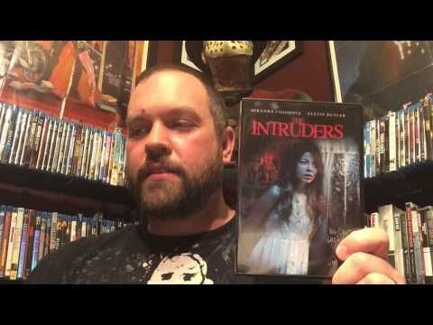Movie Review: THE INTRUDERS (2015)