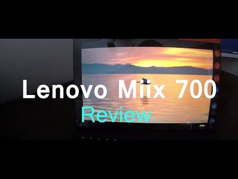 Lenovo Miix 700 Review & Unbox | m5 - 6Y54 4GB Ram | Intel HD 515 Gaming