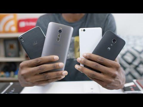 Top 5 Smartphones Under $300!