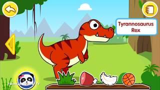 Video Baby Panda Dinosaur Planet | Dinosaurs Games For Kids | Play and Learn Dinosaurs | TwinkleStarsTV MP3, 3GP, MP4, WEBM, AVI, FLV September 2018