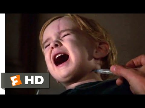 Pet Sematary (1989) - Killing Gage Scene (9/10) | Movieclips