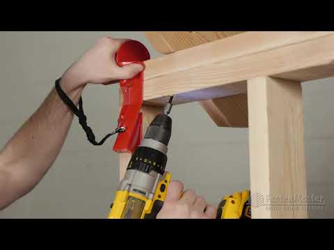 "TimberLOK 6"" Installation Guide for Rafter/Truss to Top Plate Applications"