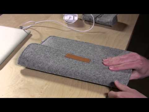 Lightning Review - Inateck Felt Case / Sleeve for Macbook Air 13.3