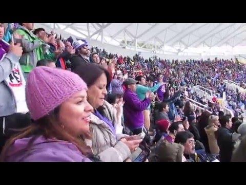 EL 4 A O ,,GOL DE JUAN LEIVA MIERES - Los Lilas - Club Deportes Concepción