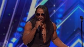 Download Video America's Got Talent 2016 RL Bell Amazing Singer Almost Derailed By Cheesiness Full Audition Clip MP3 3GP MP4