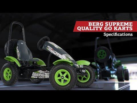 BERG SUPREME QUALITY GO KARTS | BERG Gocarts
