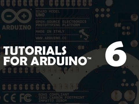 Tutorial 06 for Arduino: Serial Communication and Processing