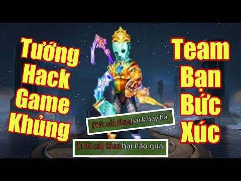 [Gcaothu] Nguyên cả team sửng sốt kêu hack game - Bất lực phải đầu hàng sớm - Thời lượng: 11:19.