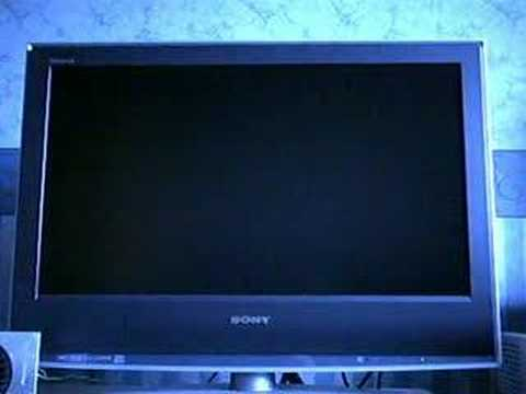 reset Sony Bravia - Sony Bravia S26S2010. Watching Sky News on Freeview, I select ITV, the set changes channel and then appears to reset. The screen goes blank, you hear the lou...