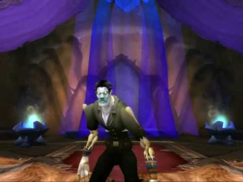 WoWOutcastNetwork - Joykiller returns of Shattrath and talks about his miserable day. He ran into the only other person in Desolace, The Ultimate Warrior!