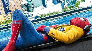 Video SPIDER-MAN: HOMECOMING All Trailer + Movie Clips (2017) MP3, 3GP, MP4, WEBM, AVI, FLV Oktober 2017