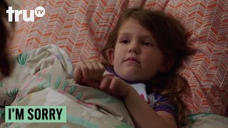 Andrea attempts to comfort her daughter after she learns why she is scared to go to sleep.SUBSCRIBE to get the latest truTV content: http://bit.ly/truTVSubscribeCheck out videos from Impractical Jokers: http://bit.ly/IJTruTVCheck out videos from Billy On The Street: http://bit.ly/BillyOnTheStreetCheck out videos from Adam Ruins Everything: http://bit.ly/ARETruTVCheck out videos from The Carbonaro Effect: http://bit.ly/TheCarbonaroEffectCheck out videos from Comedy Knockout: http://bit.ly/ComedyKnockoutCheck out videos from Hack My Life: Inside Hacks: http://bit.ly/HackMyLifeCheck out videos from Talk Show The Game Show: http://bit.ly/TalkShowTheGameShowCheck out videos from Upscale with Prentice Penny: http://bit.ly/UpscaleWithPrenticePennySee more from truTV: http://bit.ly/FunnyBecauseItsTRULike truTV on Facebook: http://bit.ly/truTVFacebookFollow truTV on Twitter: http://bit.ly/truTVTweetsFollow truTV on Instagram: http://bit.ly/truTVInstaAbout truTV:Seen across multiple platforms in 90 million households, truTV delivers a fresh and unexpected take on comedy with such popular original series as Impractical Jokers, Billy on the Street, The Carbonaro Effect, Adam Ruins Everything, Hack My Life and Fameless, as well as the original scripted comedy Those Who Can't. The fun doesn't stop there. truTV is also a partner in airing the NCAA Division I Men's Basketball Championship.I'm Sorry - Scared of Nazis  truTVhttp://bit.ly/truTVSubscribe