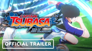 Captain Tsubasa: Rise of New Champions - Official Announcement Trailer by IGN