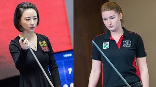 Video 2017 China Open 世界9球中國公開賽│潘曉婷 Pan Xiaoting vs. Veronika Ivanovskaia MP3, 3GP, MP4, WEBM, AVI, FLV April 2019