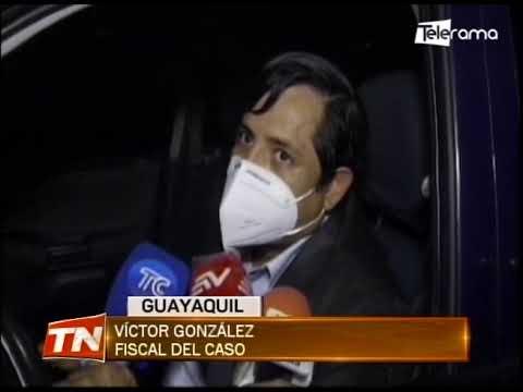 Alias Alvarito fue vinculado a la instrucción fiscal por asesinato de Efraín Ruales