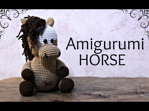 Amigurumi Horse | World Of Amigurumi