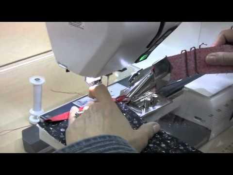 The Janome Quilt Binder Practice Set Part 2 Janome Life