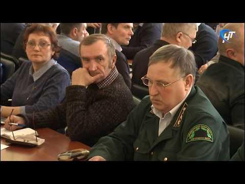Итоги работы по охране окружающей среды обсудили на заседании коллегии профильного министерства