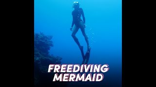 Julia Wheeler is an unbelievable freediver who will totally take your breath away. Her underwater shots are absolutely incredible, and we're pretty sure she's as close to a real mermaid as you can get. Somewhere, Ariel is super jealous.Did we mention she can hold her breath for 4 and a half minutes?!The hottest celebrity gossip, entertainment news, and pop culture video!  Our POPSUGAR hosts bring you the latest celebrity updates, exclusive celebrity interviews, fun TV recaps and movie reviews, and pop culture mashups.  We are huge fans of everyone from Beyonce and Angelina Jolie to Harry Styles and Jennifer Lawrence (and, of course, Ryan Gosling).Subscribe to POPSUGAR!http://www.youtube.com/subscription_center?add_user=popsugartv Check out the rest of the channel:https://www.youtube.com/user/PopSugarTV