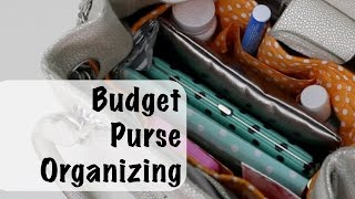 Simple Purse Organization Ideas!   What's in my bag
