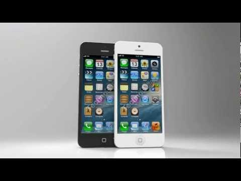 iphone 5 leak - UPDATE: A new version 2.0 video of these renderings has been posted! http://www.youtube.com/watch?v=asb7YD5cPG0 This is a 3D CAD rendering of the upcoming ne...