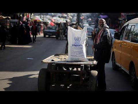 Σημαντικές περικοπές στη βοήθεια προς Παλαιστινίους αποφάσισε η Ουάσινγκτον…
